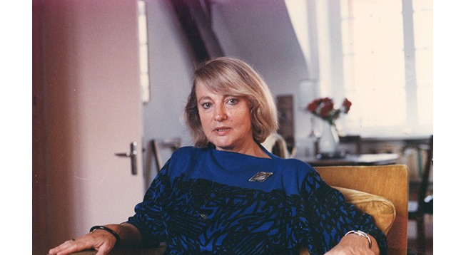 Anne Dagbert. Disparition d'une collaboratrice.
