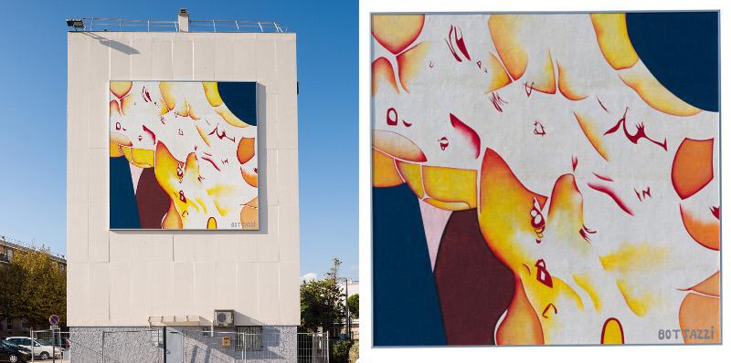 Œuvre pérenne à l'occasion de Marseille Provence 2013