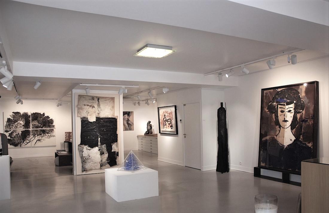 La galerie Bogéna, reflet d'une vie sans frontières