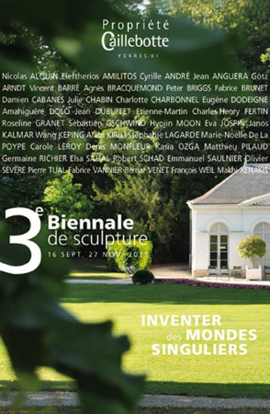 Colloque : La sculpture aujourd'hui