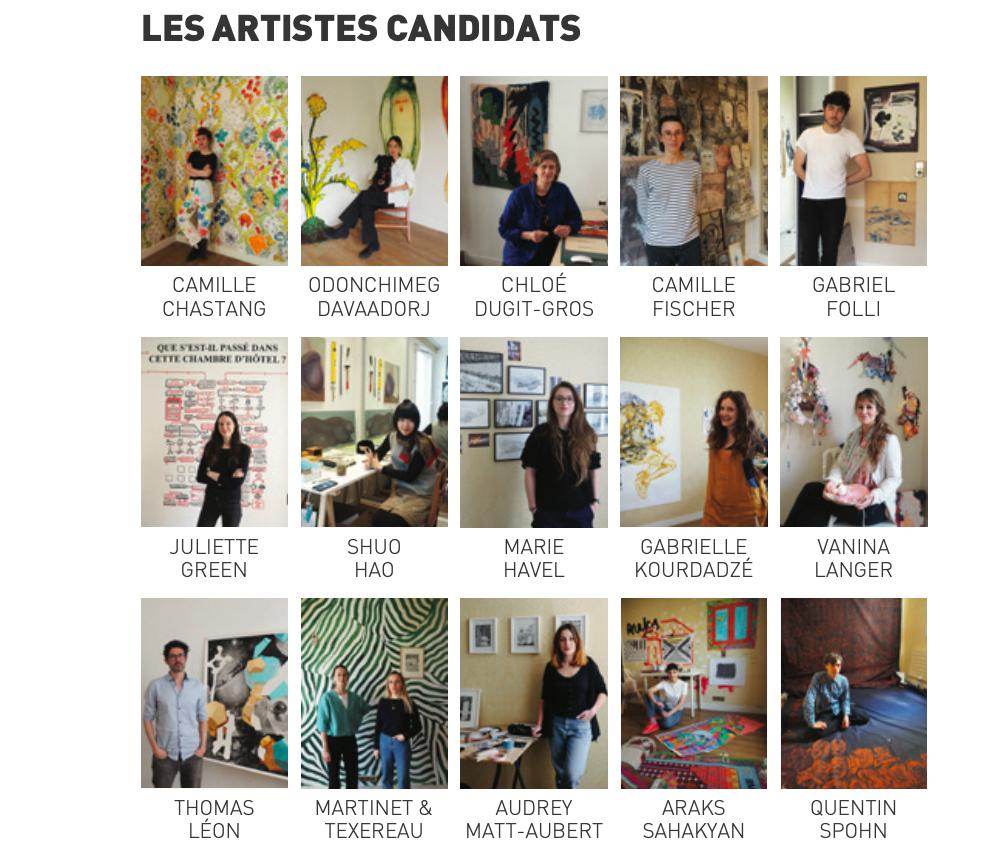 Prix Art Absolument @ Drawing Factory