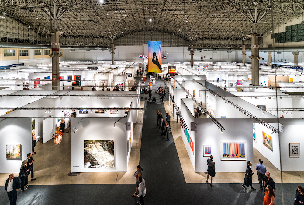 Art market news