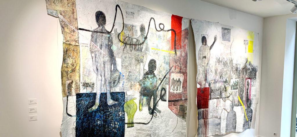Ouverture de la Septième Gallery à Paris