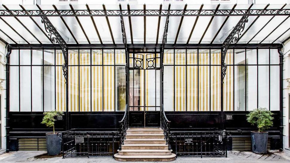 Ouverture d'une galerie à Paris par David Zwirner
