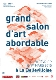 Grand Salon d'Art Abordable 2015
