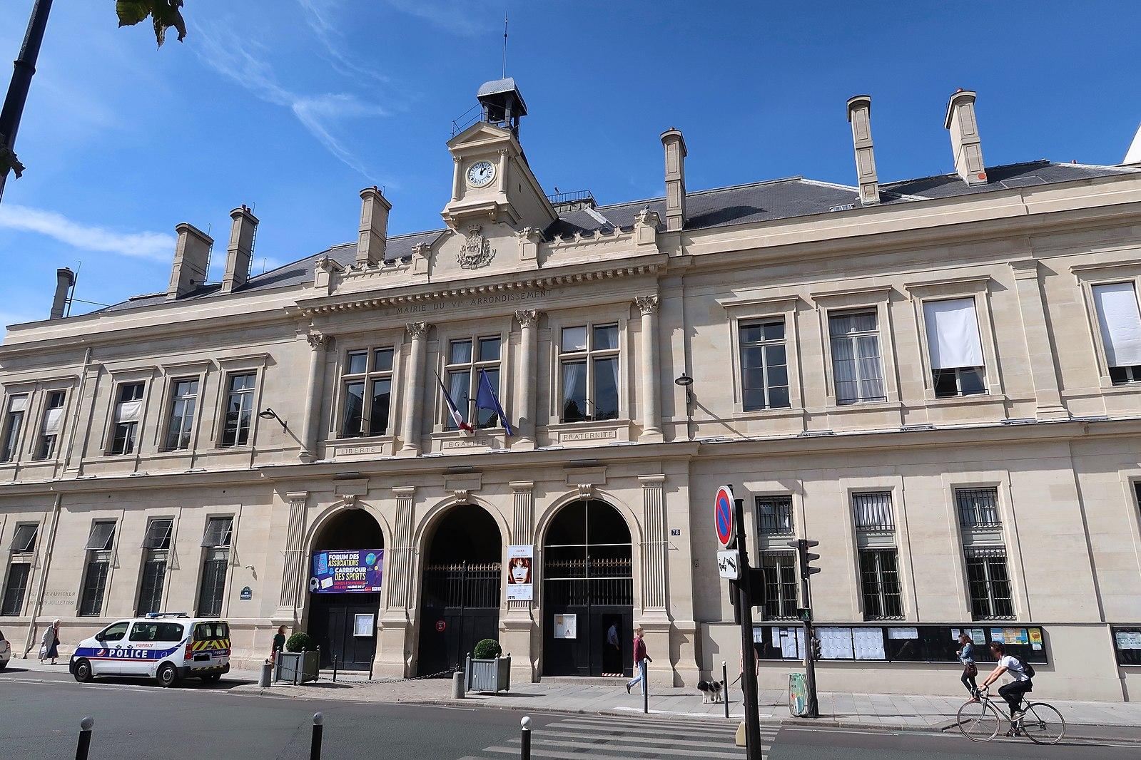 Mairie du 6e arrondissement