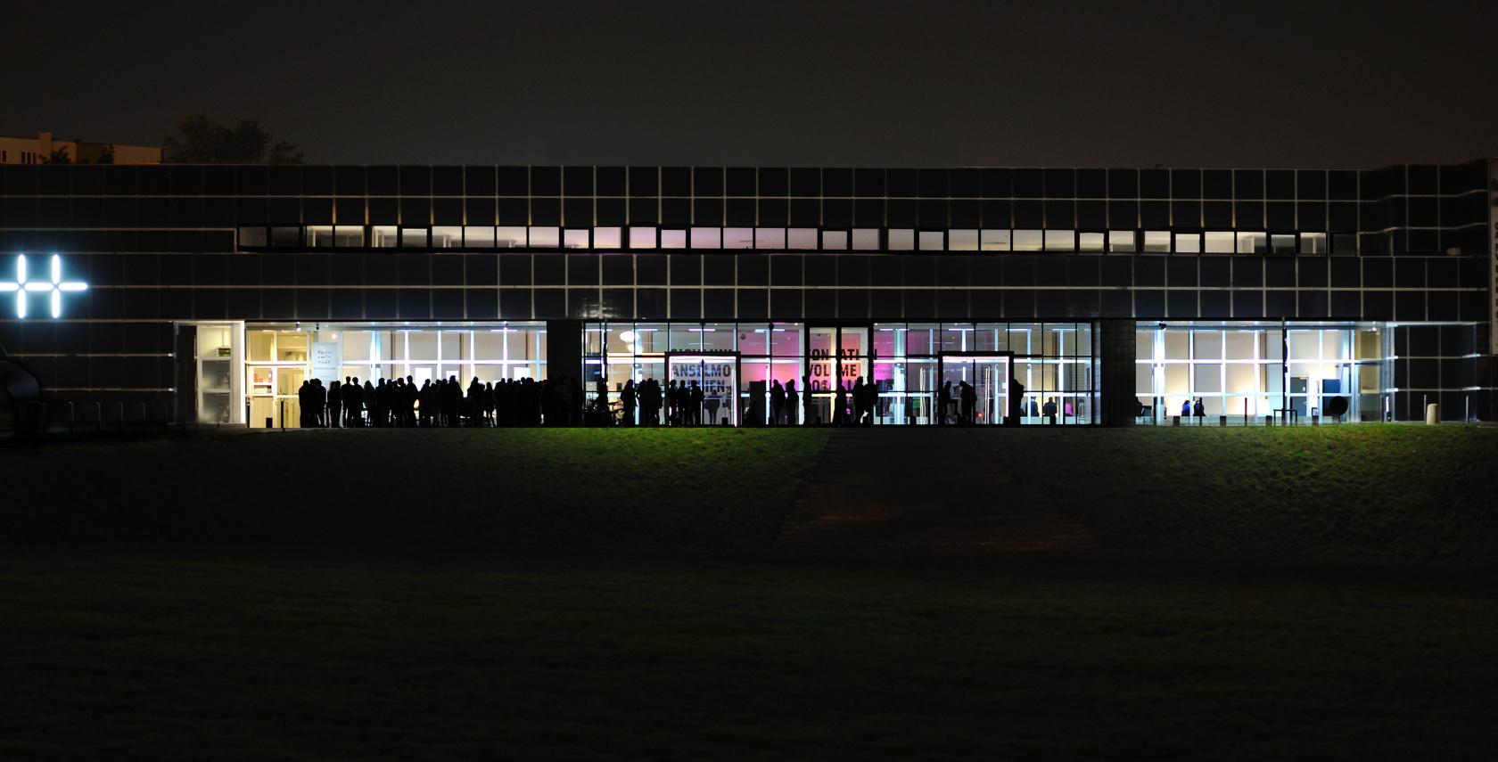 MAMC, Musée d'art moderne et contemporain
