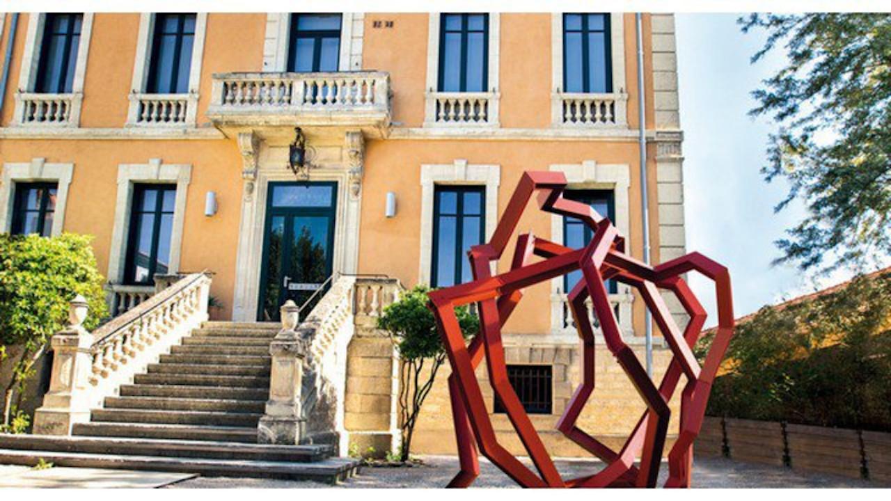 Villa Datris - Fondation pour la Sculpture Contemporaine