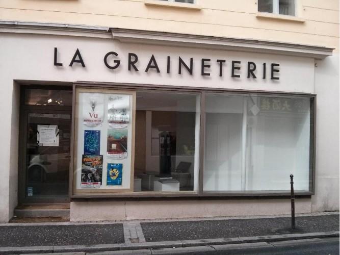 La Graineterie - Pôle culturel et centre d'art de la Ville de Houilles