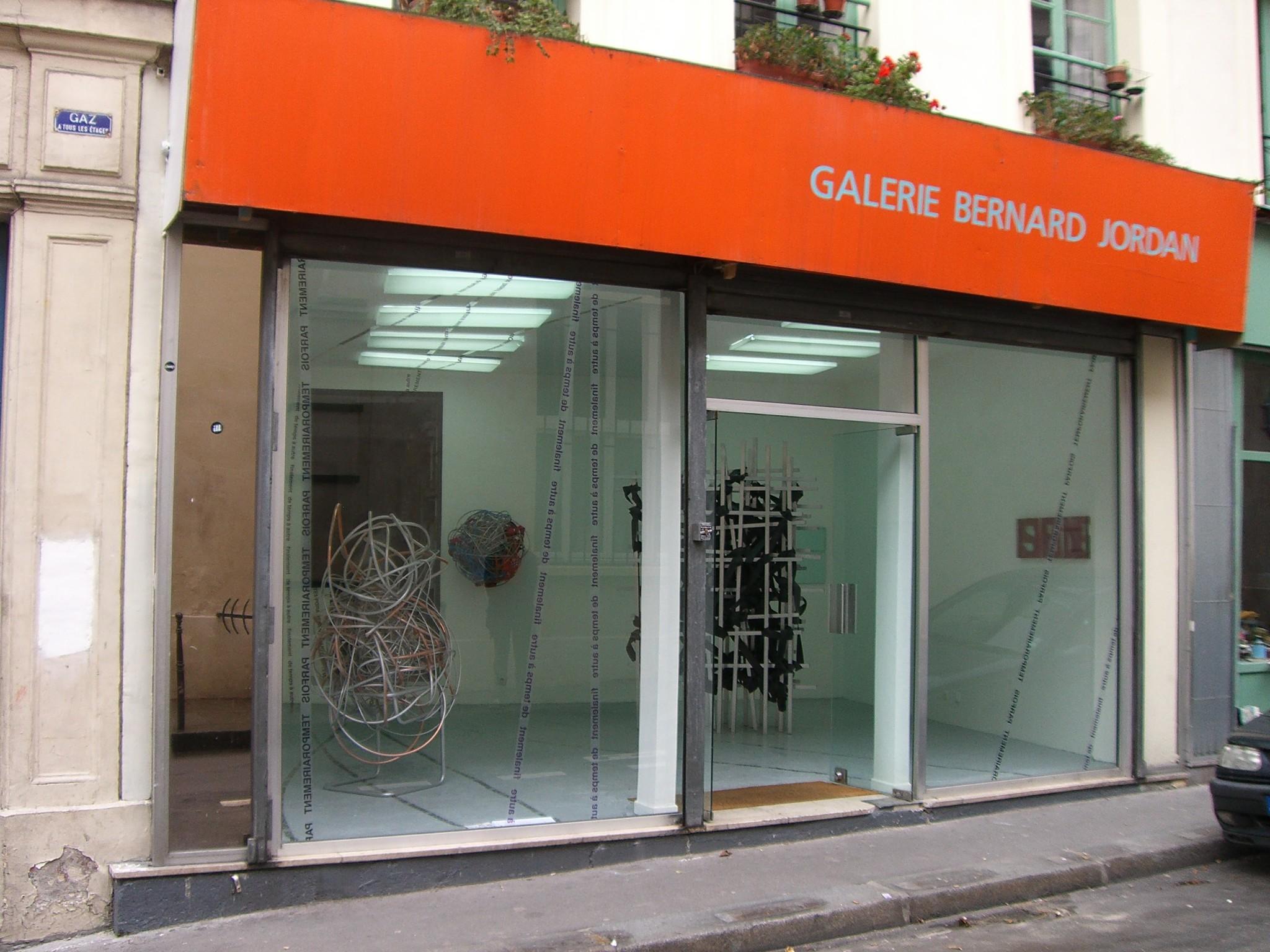 Galerie Bernard Jordan