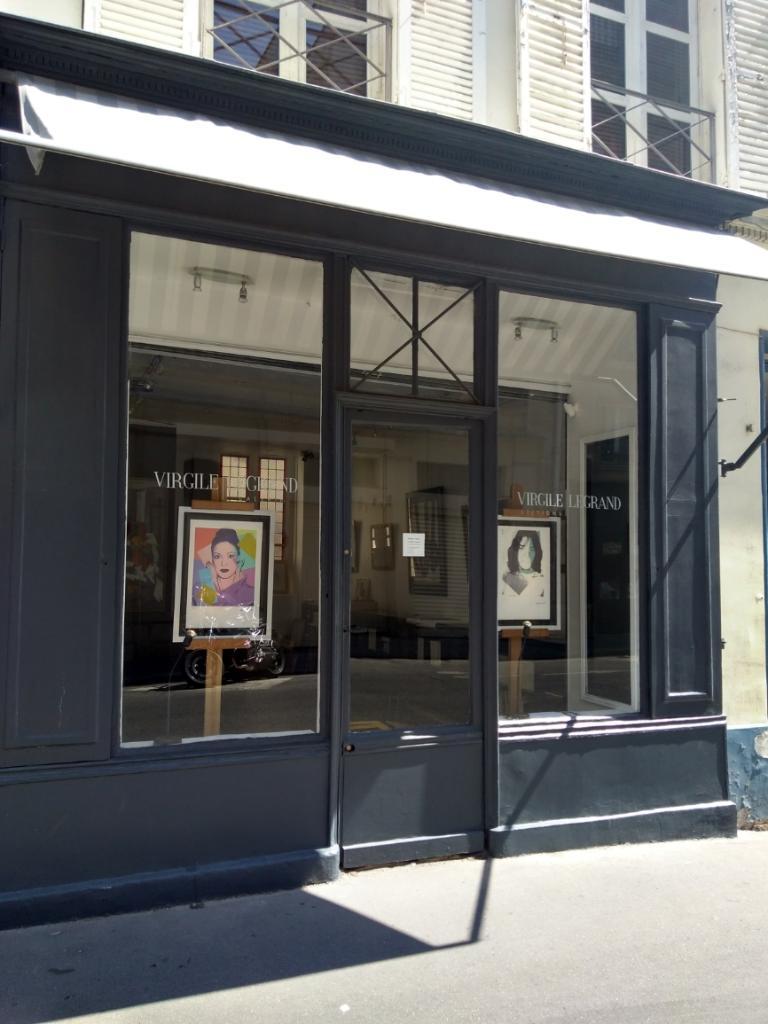 Librairie Galerie Virgile Legrand