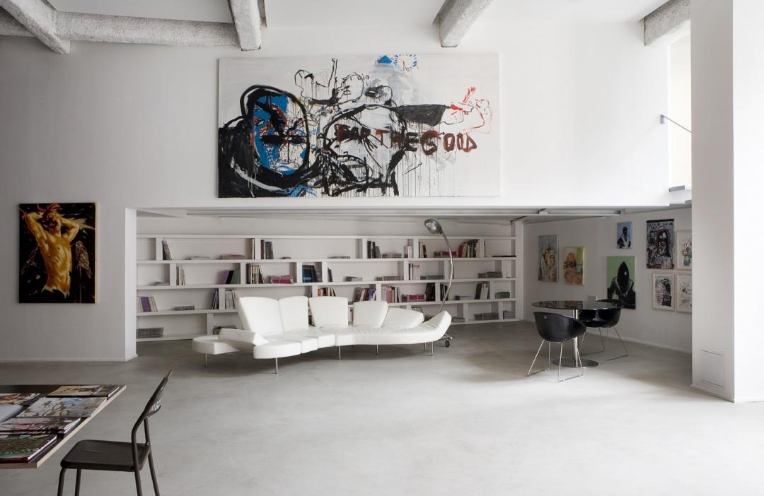 Galerie Suzanne Tarasieve - Loft 19