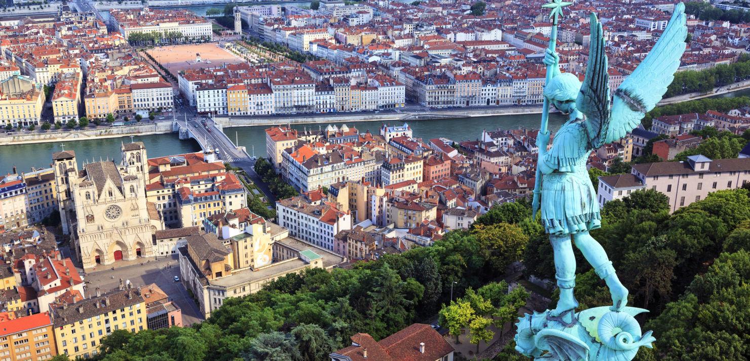 Divers lieux à Lyon