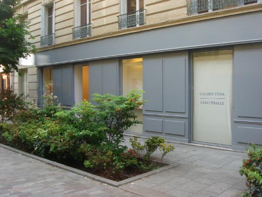 Galerie Vidal – Saint phalle