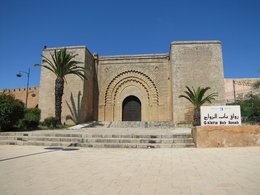 Galeries Bab Rouah et Bab El Kébir