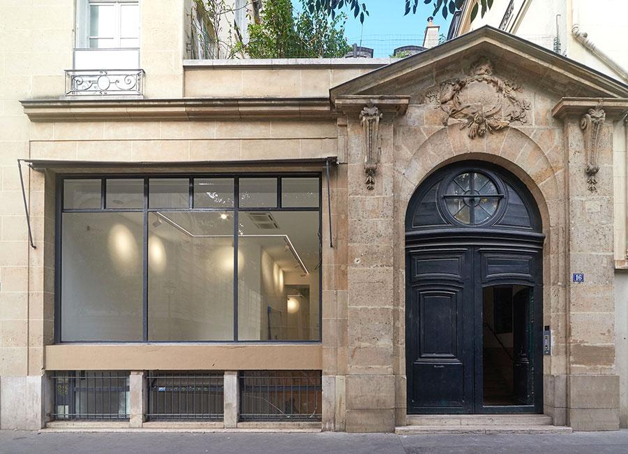 >Les galeries