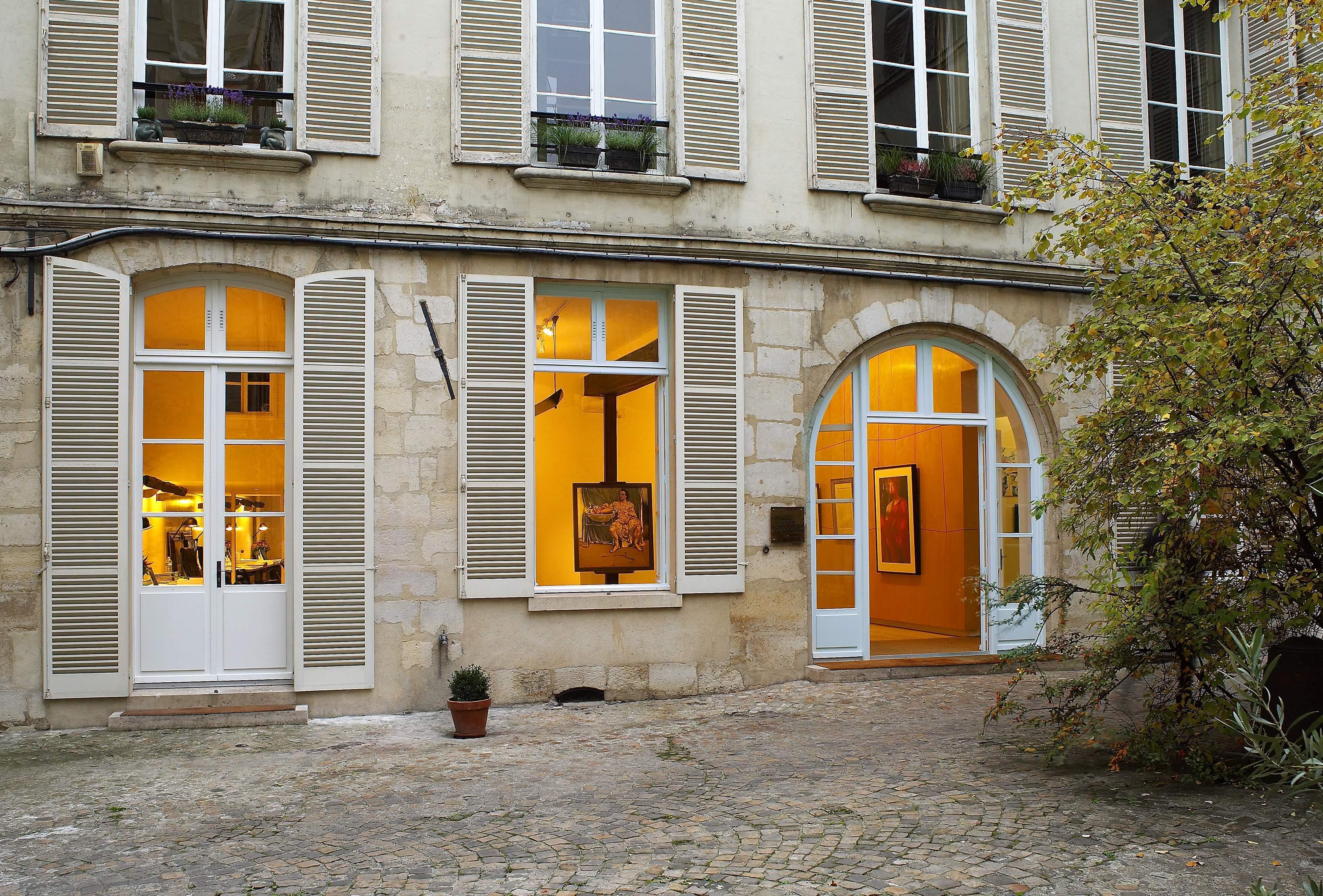Galerie Sophie Scheidecker