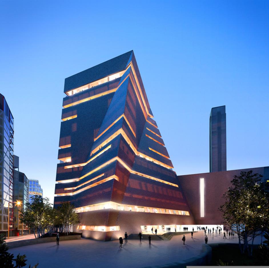TATE - Musée d'art moderne et contemporain international de Londres