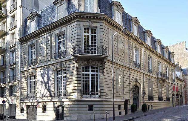 Fondation Pierre Bergé - Yves Saint Laurent