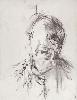 E. Leroy Autoportrait. 1990  (© ADAGP)