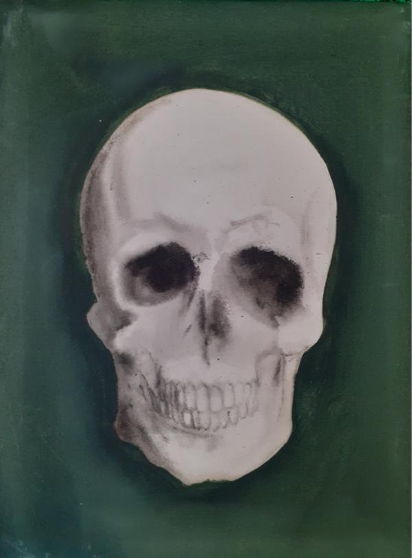 Peleton number 12 (crâne)
