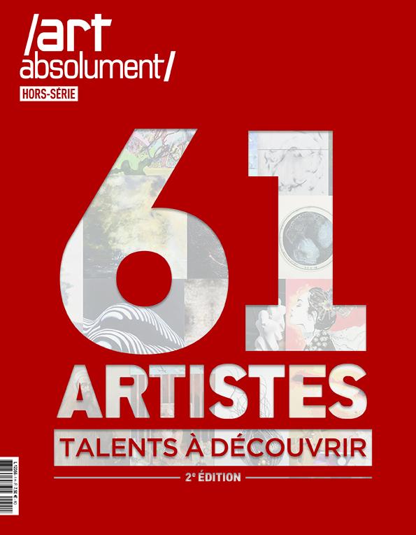61 artistes - Talents à découvrir 2e édition