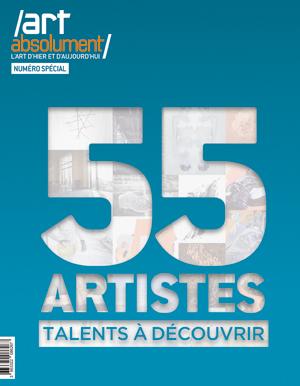 55 artistes. Talents à découvrir
