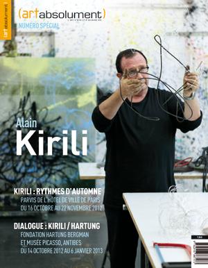 Alain Kirili en numérique