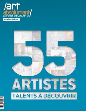 55 artistes. Talents à découvrir en numérique