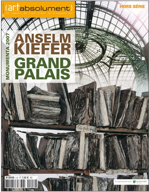 Anselm Kiefer au Grand Palais