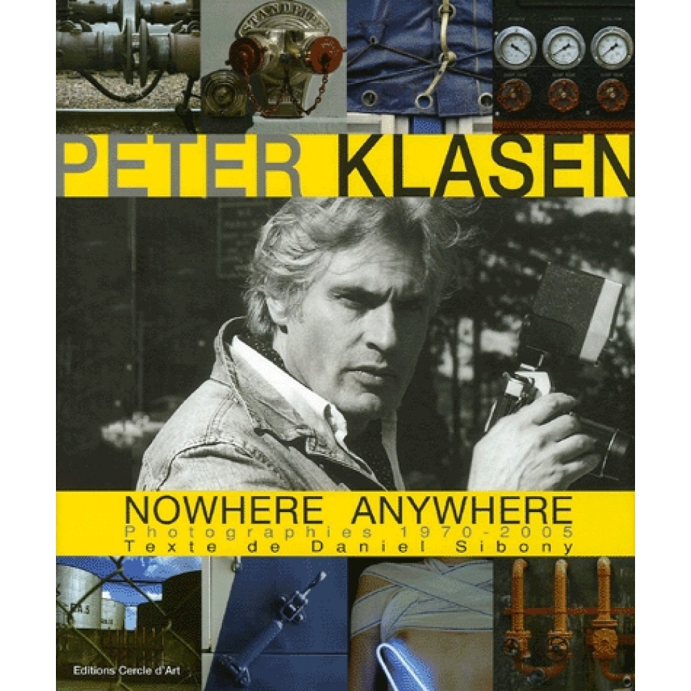 Peter Klasen – Nowhere Anyhere