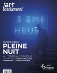 Pleine Nuit / Boltanski, Kalman et Krawczyk à l'Opéra Comique