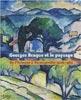 Georges Braque et le paysage De l'Estaque à Varengeville 1906-1963