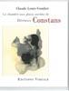 La chambre aux gloses secrètes de Bérénice Constans