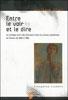 Entre le voir et le dire – La critique d'art des écrivains dans la presse symboliste en France de 1882 à 1906